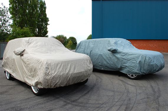 Semi-Tailored Outdoor Car Covers