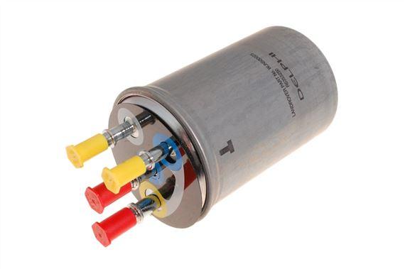 discovery 3 fuel filters - 2 7 tdv6 diesel