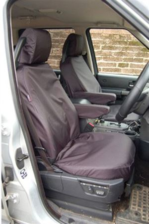Discovery 3 Waterproof Seat Covers - Front Seats