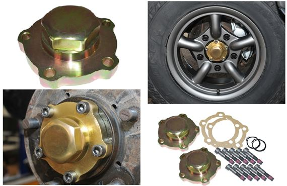 Britpart Heavy Duty Drive Flange Kits & Components
