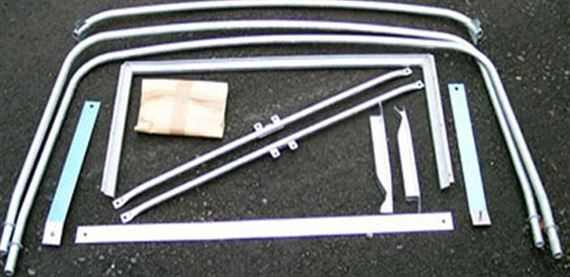 Exmoor Trim - Series 2 and 3 - 88/109 Inch 3/4 Hood Stick Set