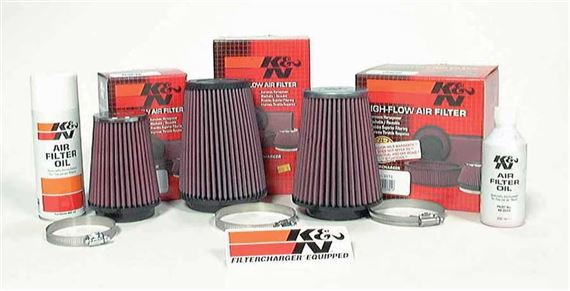 Range Rover Classic K&N Air Filters