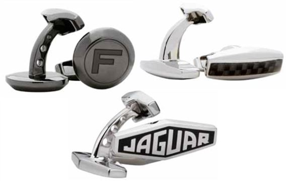 Cufflinks - Jaguar Collection