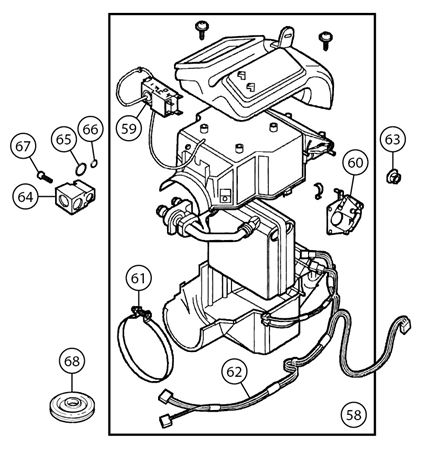 Mgf And Mg Tf Evaporator And Components