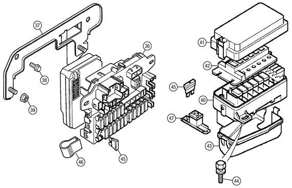 Awe Inspiring Mgf Starter Motor Wiring Diagram Basic Electronics Wiring Diagram Wiring 101 Ouplipimpapsstreekradiomeanderfmnl