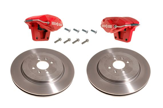 MGF and MG TF Brake Conversion Kits