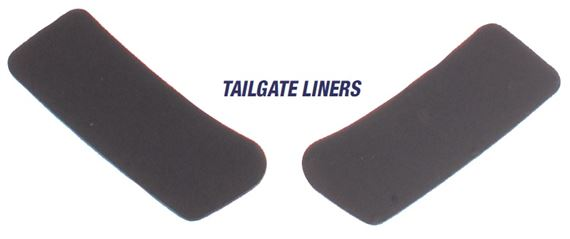 MGB Tailgate Liners