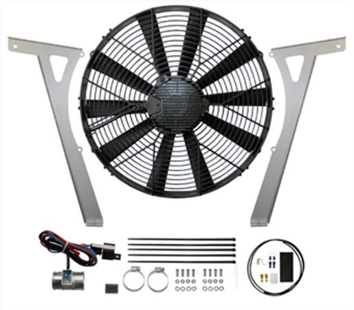 Revotec Electronic Cooling Fan Conversions - Range Rover