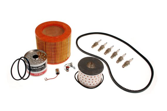 Triumph TR5-250 Engine Service Kits - External Engine - 6 Cylinder