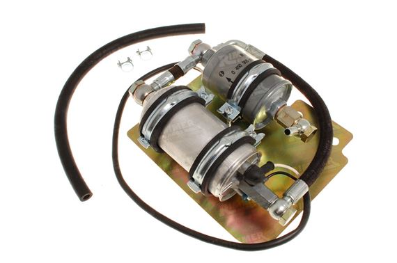 Triumph TR5 Fuel Pump - Bosch Replacement