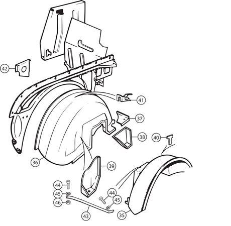 Triumph Tr2 Tr5 Car Parts Accessories Rimmer Bros