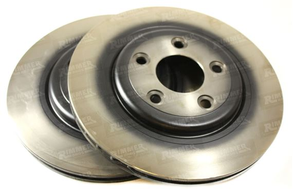 Jaguar S-Type Rear Brake Discs