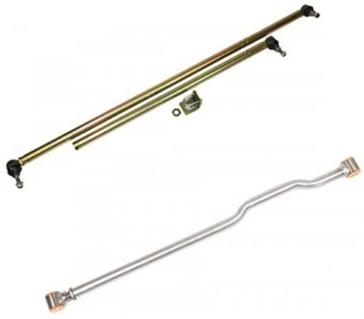 Terrafirma Steering Rods and Adjustable Panhard Rods