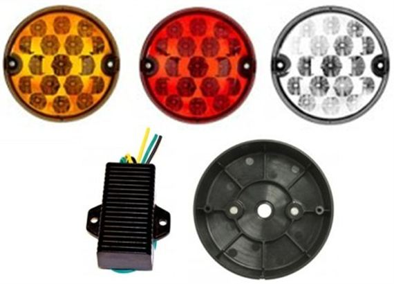 Terrafirma NAS LED Lights