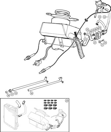 Triumph Spitfire Engine Conversion in addition Nissan Forklift Wiring Diagram further 97 Buick Lesabre Fuel Pump Location as well Throttle Valve Cable Adjustment together with 72 Mgb Wiring Diagram. on toyota wiring diagram 1974