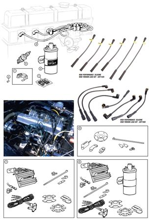 Triumph TR6 Uprated Ignition | Rimmer Bros on ford points ignition diagram, distributor points diagram, spark plug diagram, primary ignition circuit diagram, ignition switch diagram, points ignition system, ford 8n tractor distributor diagram, ignition system diagram, how does a magneto work diagram, ignition coil circuit diagram, model a ignition diagram, points to electronic ignition wiring, small engine ignition coil diagram, car ignition diagram, cdi ignition diagram, wico magneto diagram, moonshine still diagram, points and coil diagram, electronic ignition diagram, gm hei ignition diagram,