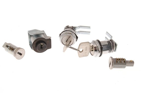 Triumph TR6 Matching Lock Sets