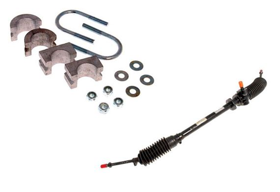 Triumph TR6 Quick Steering Racks and Solid Mountings