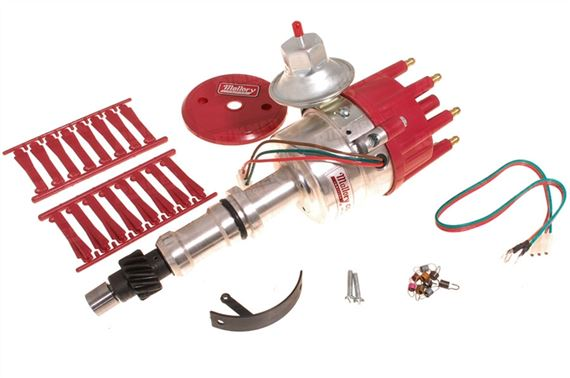 rover v8 mallory distributors and components