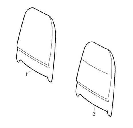 MG ZS Backboards from 5D637209