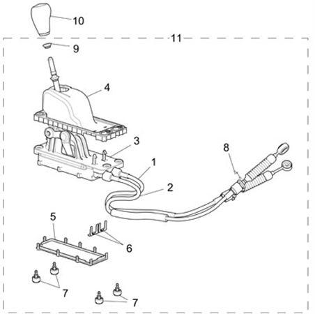 Mg Zt Selector Mechanism