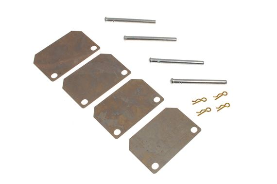 LUCAS GIRLING BRAKE PAD FITTING KIT  for  ROVER SD1 TRIUMPH 2000 STAG TRW