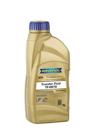 Transfer Box Oil 1Ltr TF0870 - IYK500010P - Ravenol