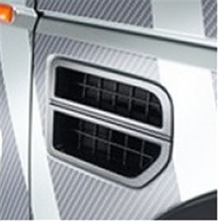 Terrafirma Side Vents