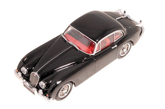 Jaguar XK150 - 1:43 Scale Die Cast Model - Black