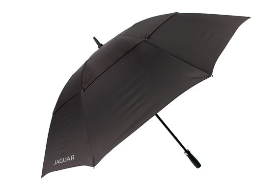 Jaguar Premium Golf Umbrella - JEUM119BKA - Genuine