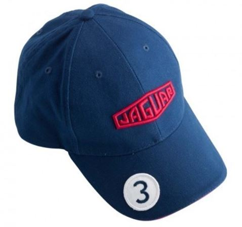 HERITAGE -57 BRUSHED COTTON BASEBALL CAP - NAVY