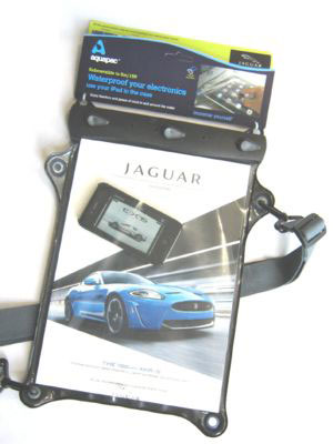 Large Aquapac Waterproof Case - JHR2771 - Jaguar Collection