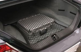 Luggage Compartment Courtesy Net - Floor - Fitting Kit - JLM21527 - Genuine Jaguar