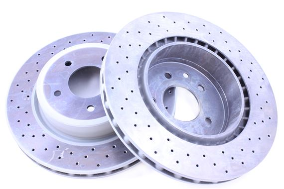 Jaguar XK8 Rear Brake Discs