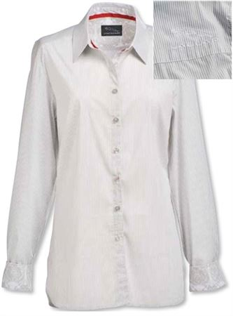 Ladies Button Down Shirt - Jaguar Collection