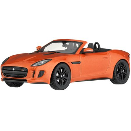 Jaguar F-Type Diecast V8 S Model Firesand - JDCAFTV8 - Genuine