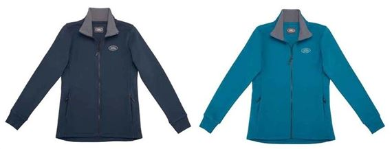 Ladies Land Rover Fleece - Genuine Land Rover
