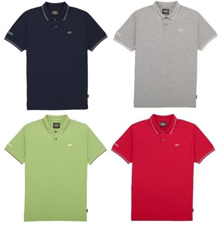 Mens Land Rover Logo Polo Shirt - Genuine Land Rover