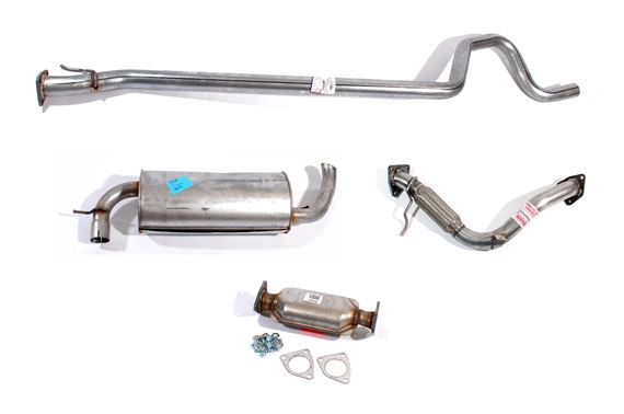 Exhaust System including CAT - LF1005MS - Genuine
