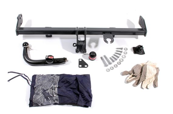 Tow Bar Assembly (swan neck detachable) - LF1024 - Bosal