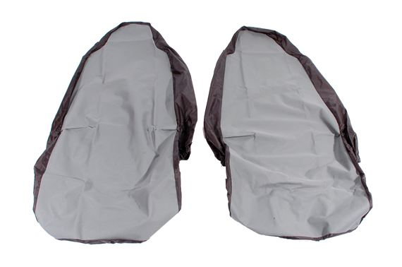 Waterproof Seat Covers - Front pair 5 Door - Light Grey - LF1029 - Aftermarket