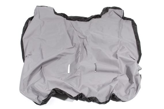Waterproof Seat Covers - Rear pair Bench Seat (3 door only) - Light Grey - LF1056 - Aftermarket