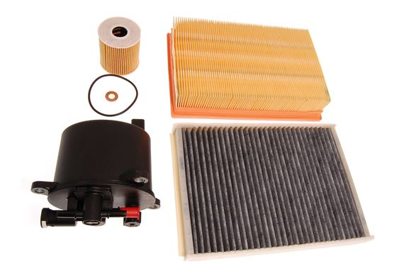 Filter Kit - LF1089 - Genuine