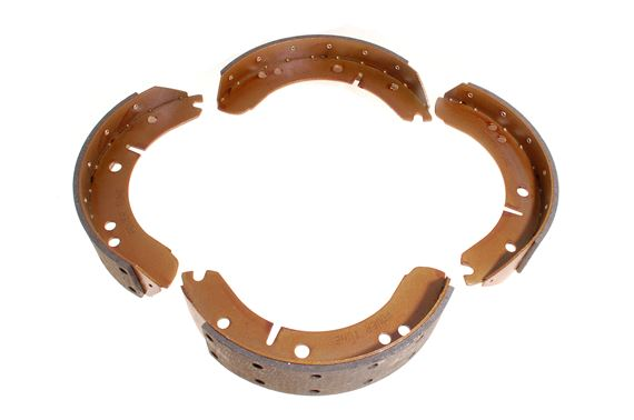Brake Shoe Set - 10 inch - Axle Set - LKKB1010