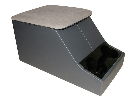 XS Style Cubby Box - Light Grey Top Dark Grey Body - Britpart DA2035GREY