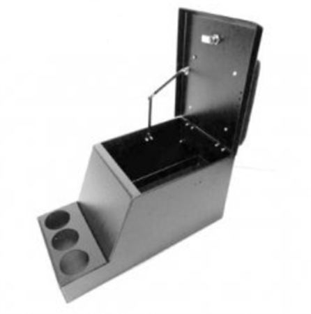 Terrafirma Security Cubby Box - Defender 2007 on - TFDCB07