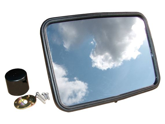 Flat Mirror with Fixing Kit - No Arm - Britpart DA4404