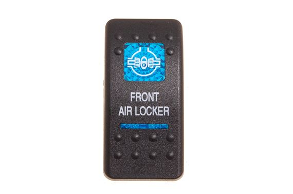 Switch Cover - Front Air Locker - Britpart DA4360 - LL1420BPFRONT - ARB