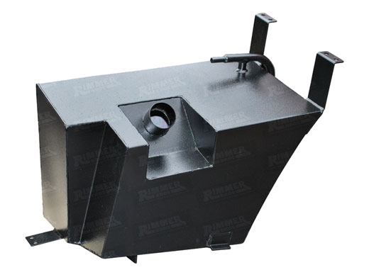Metal Secondary Tank - Britpart DA4545