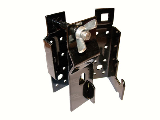 Mounting Kit Jack Rack for Jackall Farm Jack - LL1425BPMOUNT - Jackall